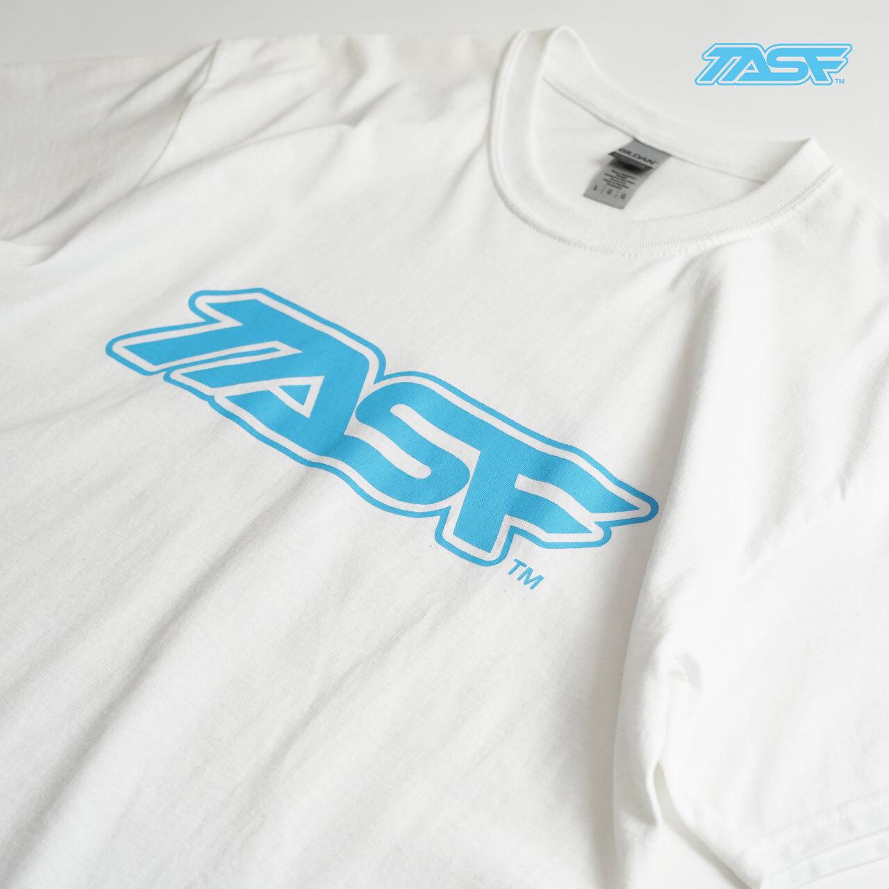 TASF  /  LOGO Tee  /  WH