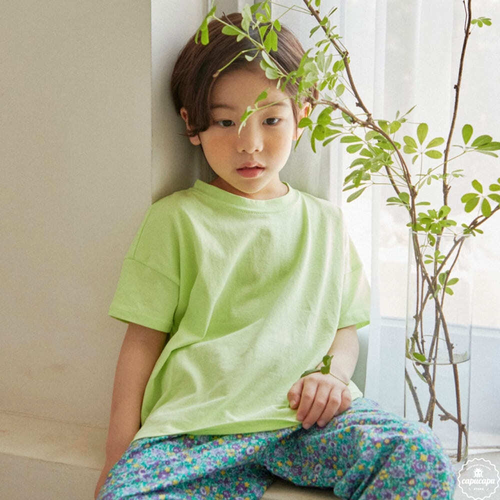 «sold out» pastel muzi T 4colors パステル無地 tシャツ
