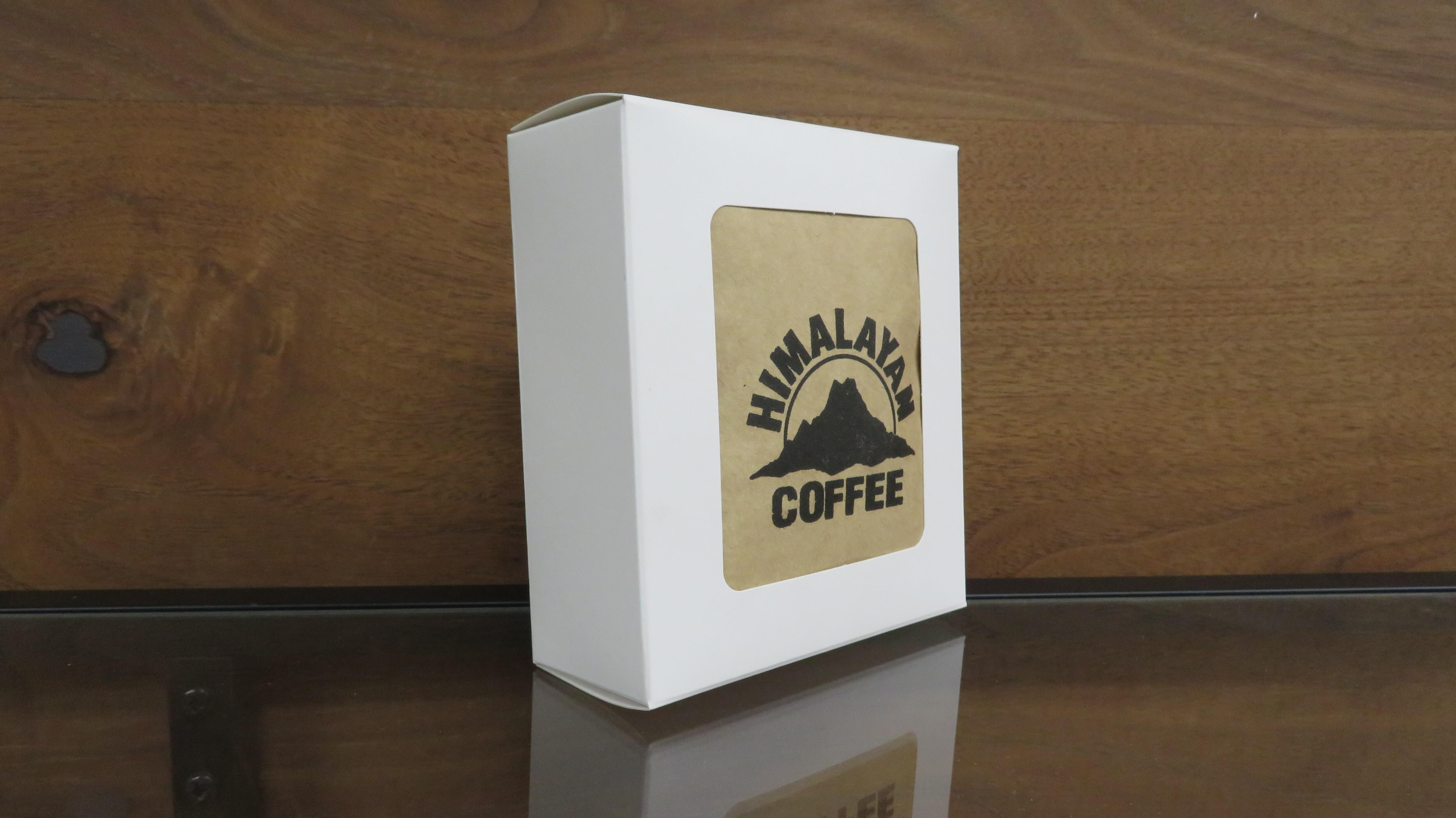ヒマラヤン Pure スペシャルティコーヒー  ギフトセット(ドリップバッグ12個)
