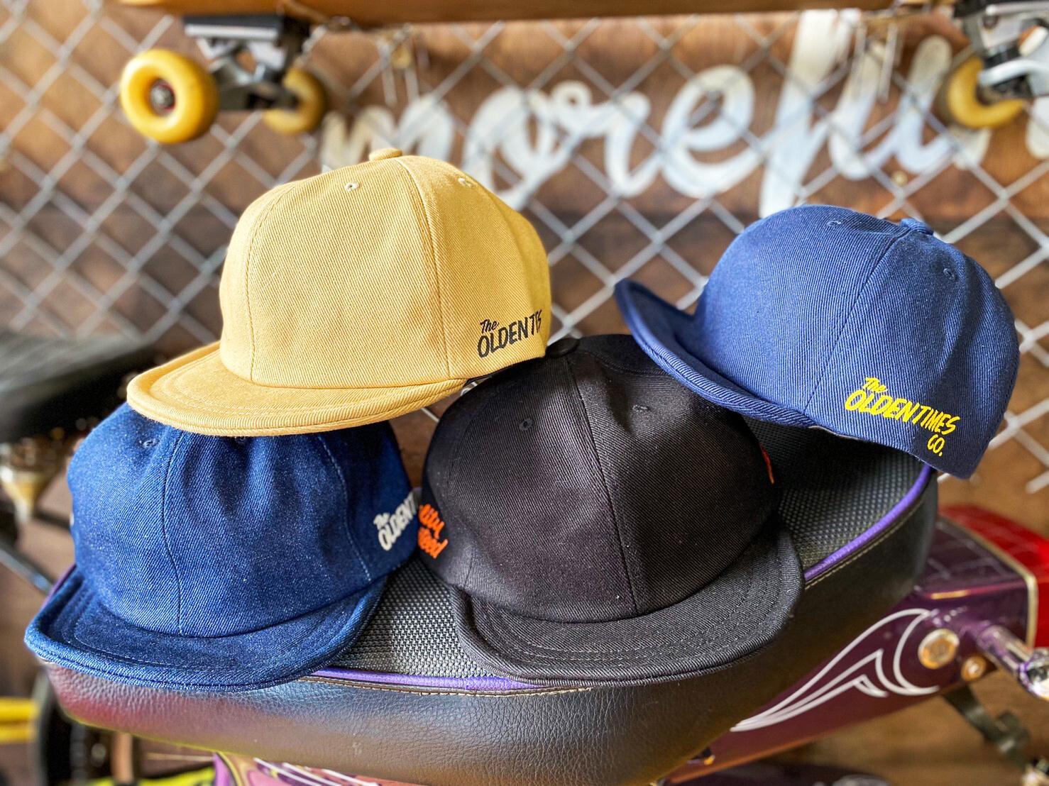 【新作/4色展開】6PANEL SOFT CAP