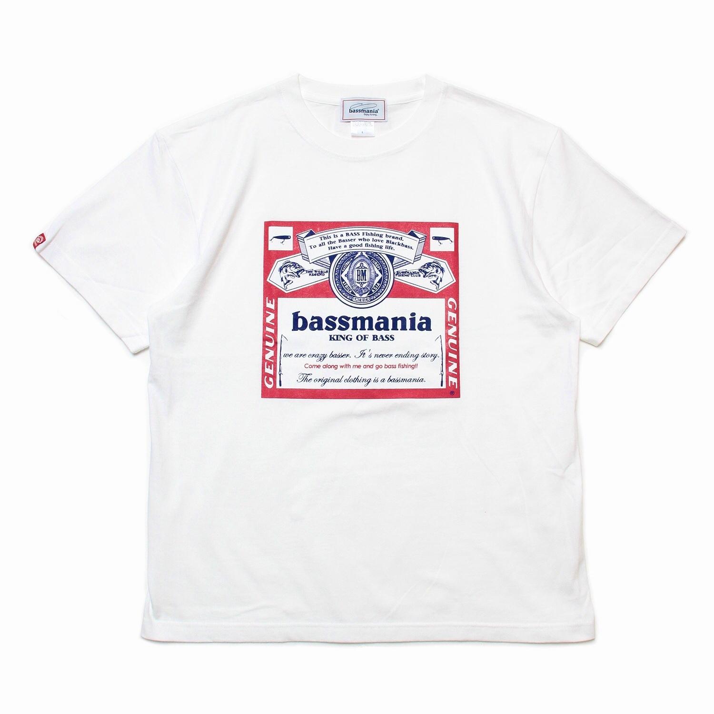 bassweiser Tシャツ[WHT]