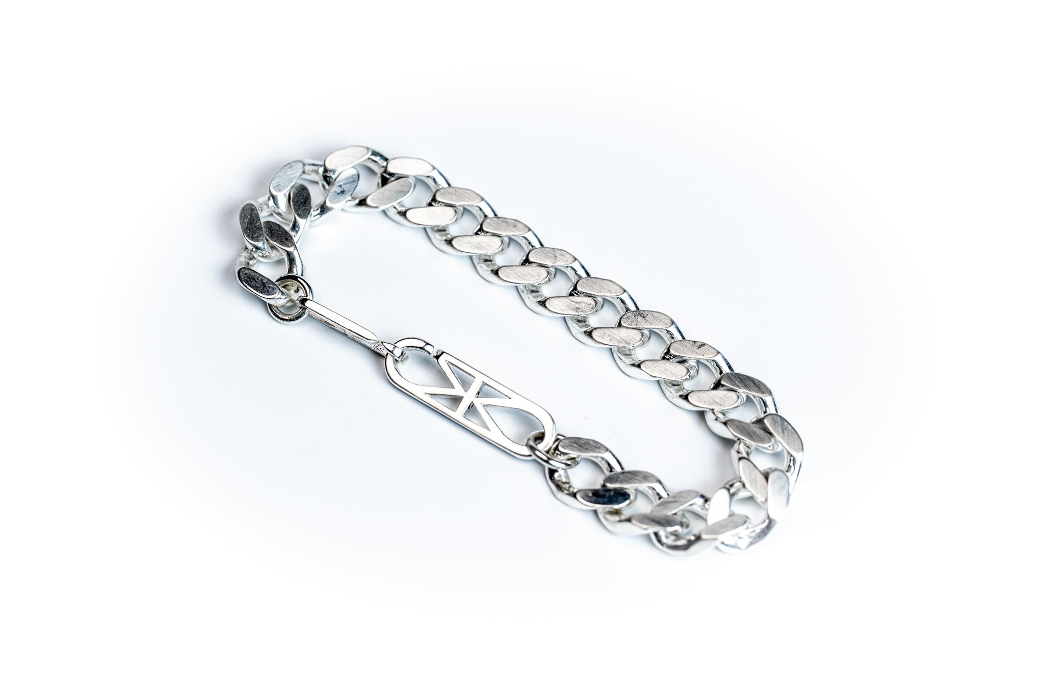 BN-044  Mebiusu Gourmette(グルメット) bracelet L
