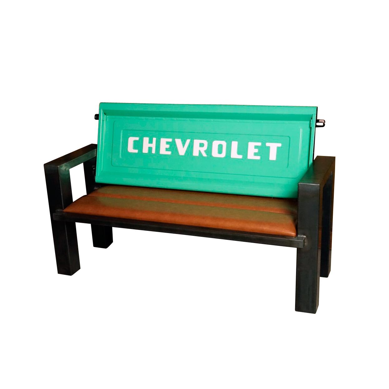 M-LINE CHEVROLET TAILGATE BENCH 【クッション】テールゲートベンチ