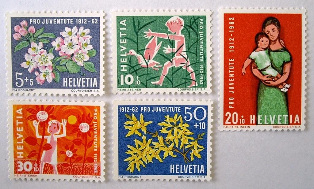 児童友好協会 / スイス 1962