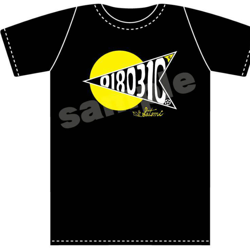 【最後の1枚】T-Shirts Birthday Size-S