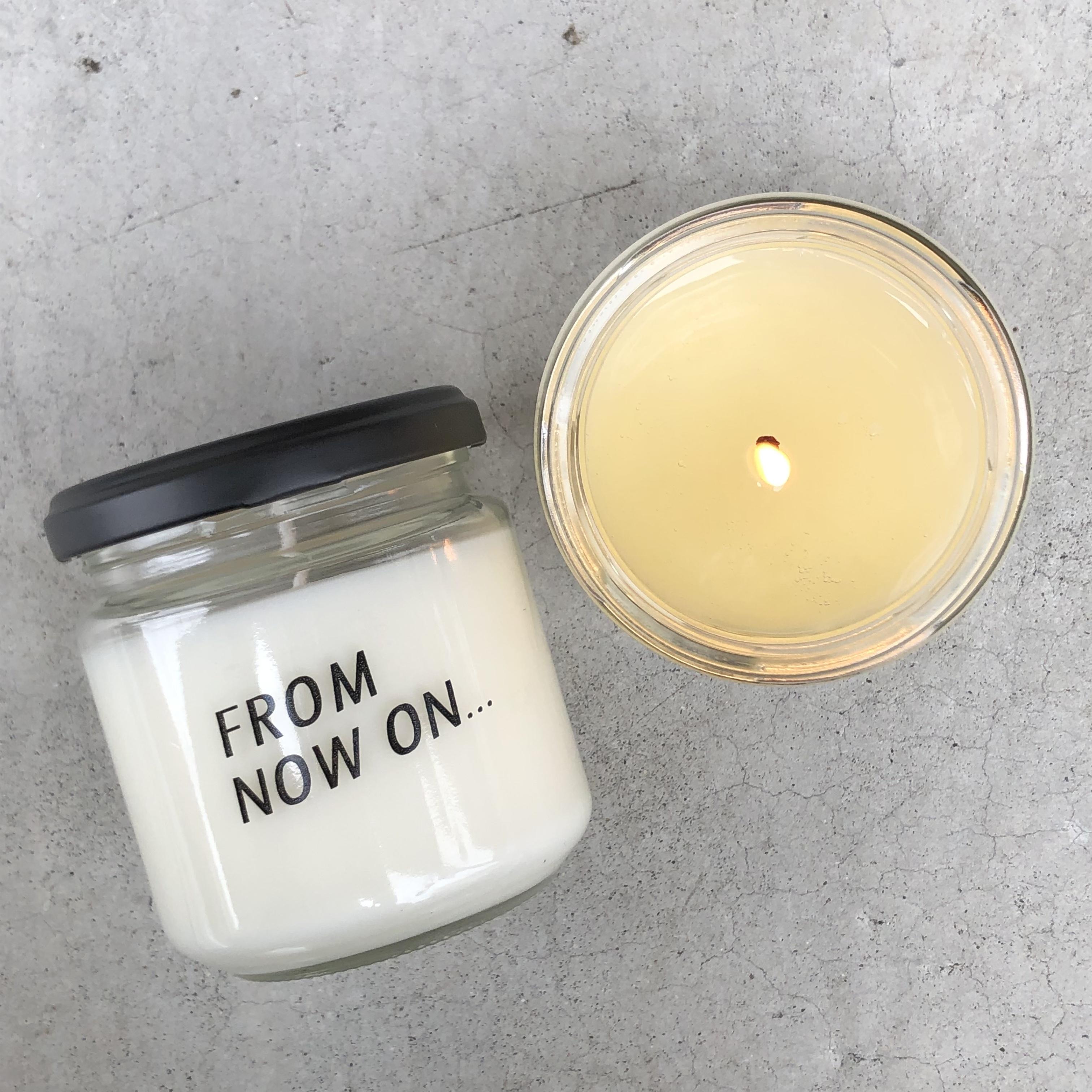 """ FNO Original soy wax candle pure / オリジナル ソイワックス キャンドルピュア  """