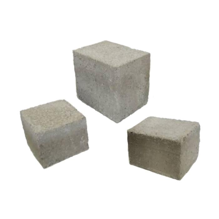 コンクリート ブロック サイコロ(40×50×60×70 50個入)