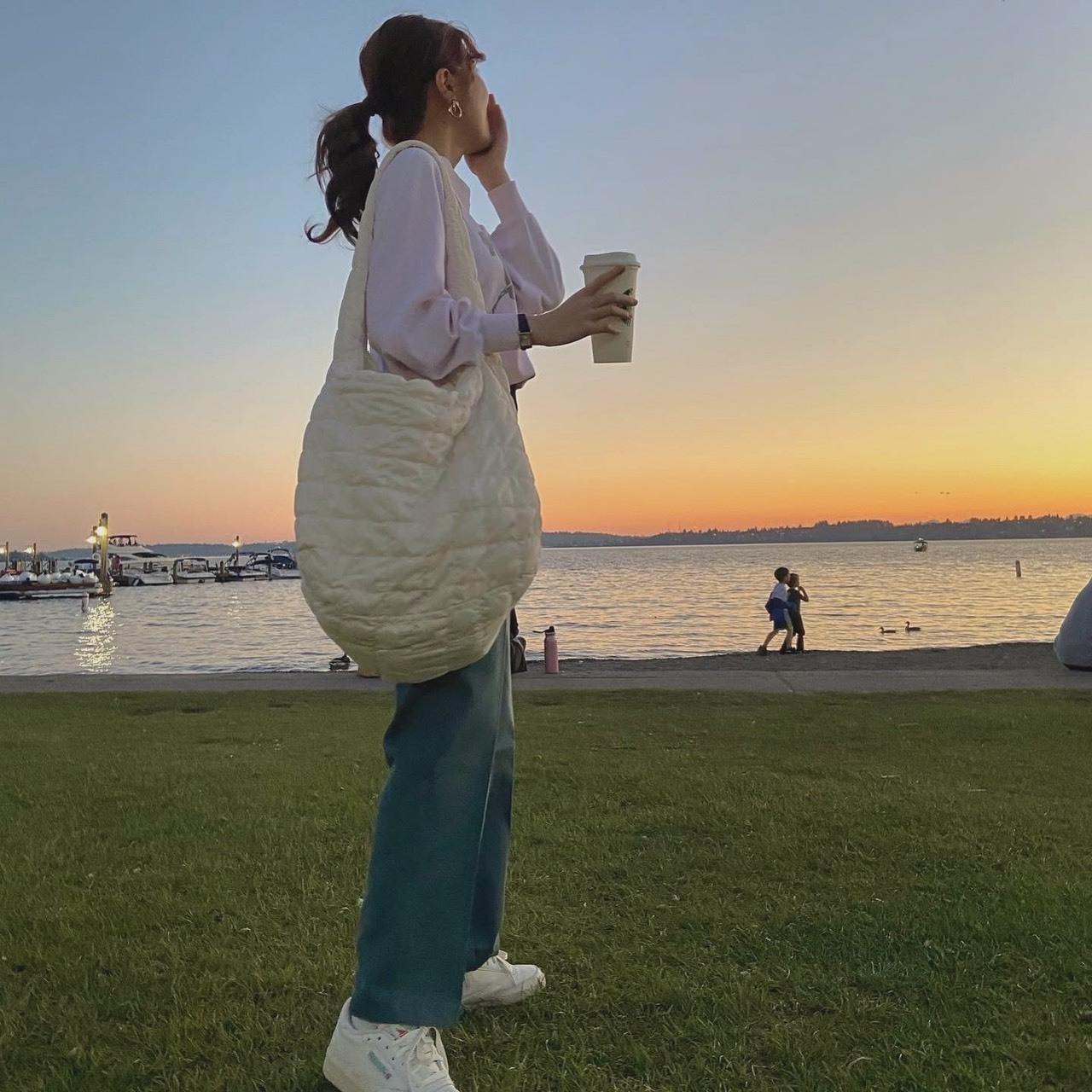 【5/27締】DAYNYC cloud bag