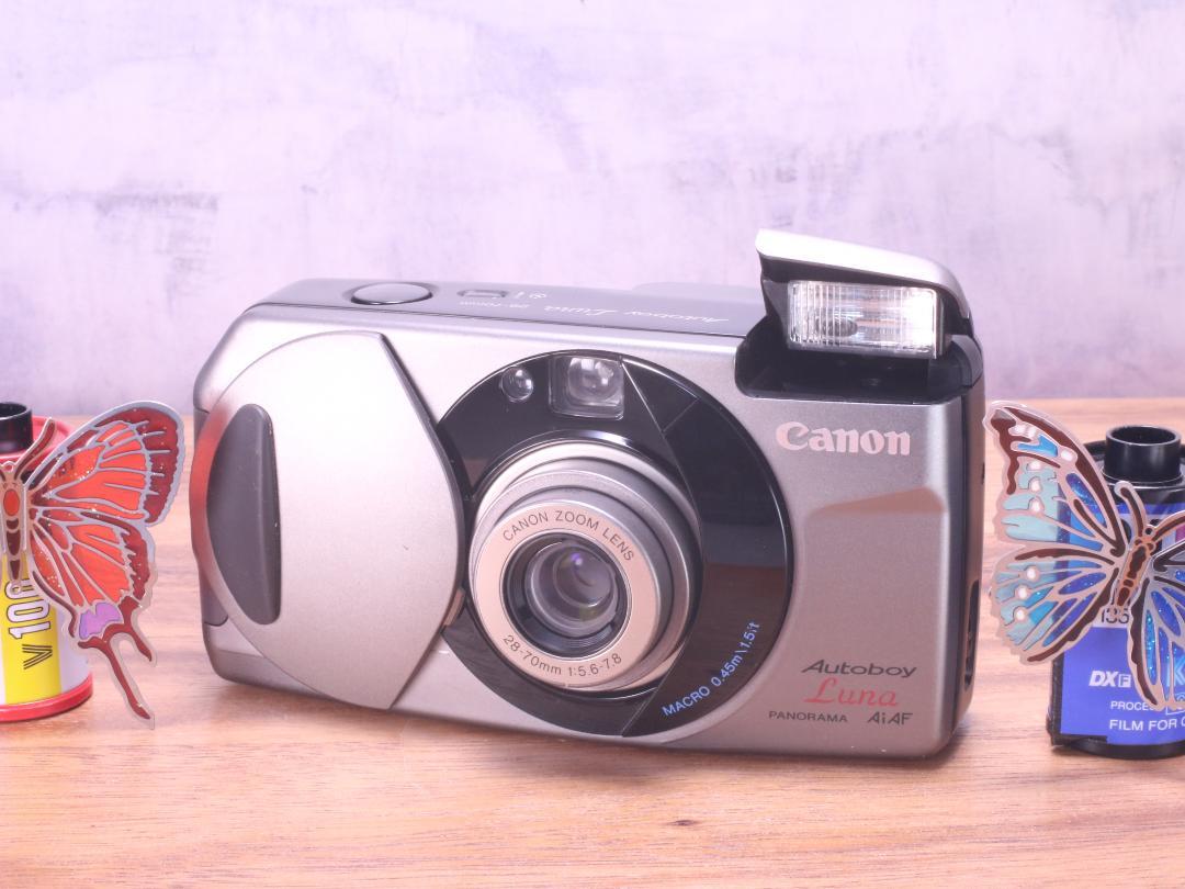 Canon Autoboy Luna