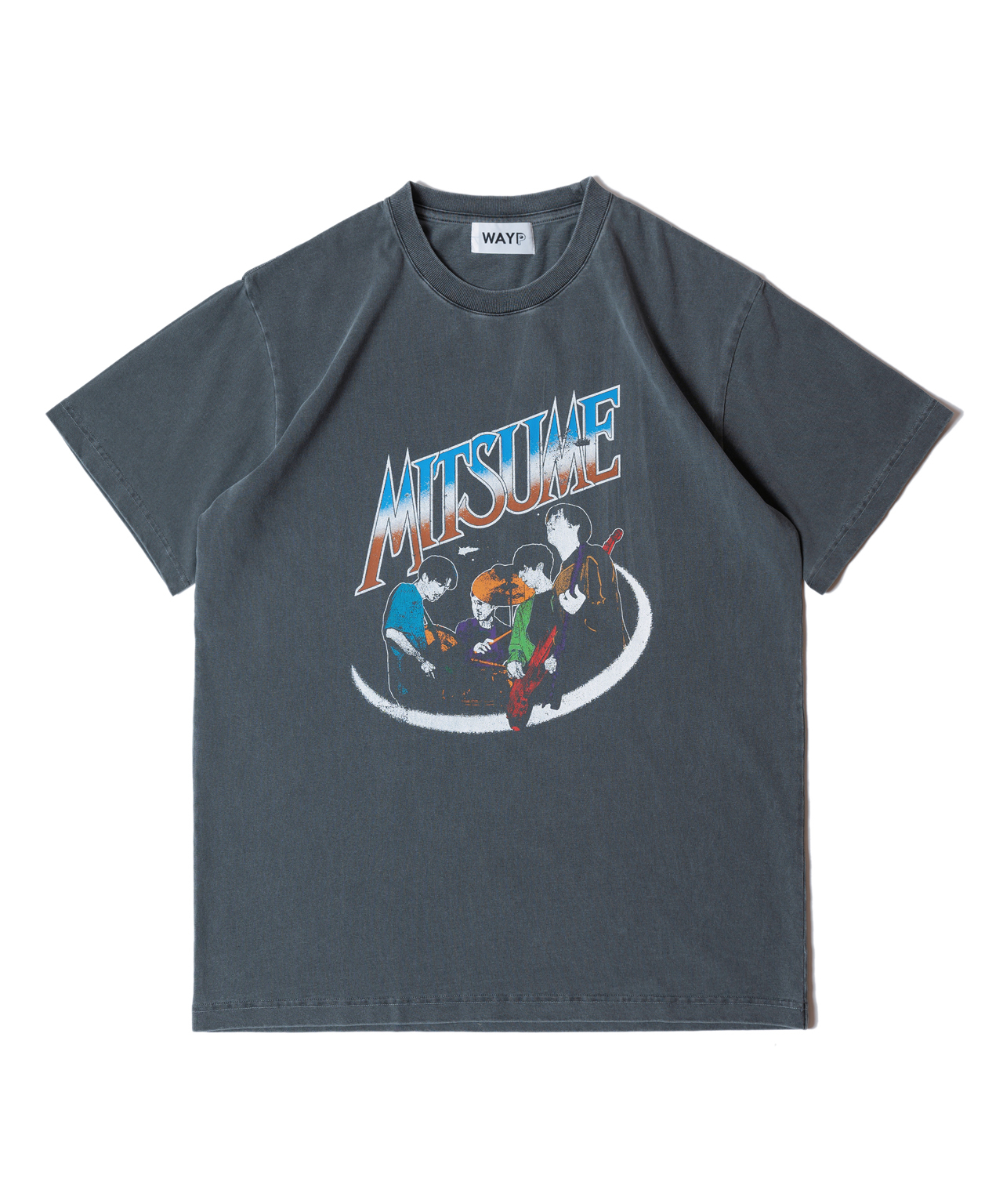 mitsume Tee by WAYP MUSIC