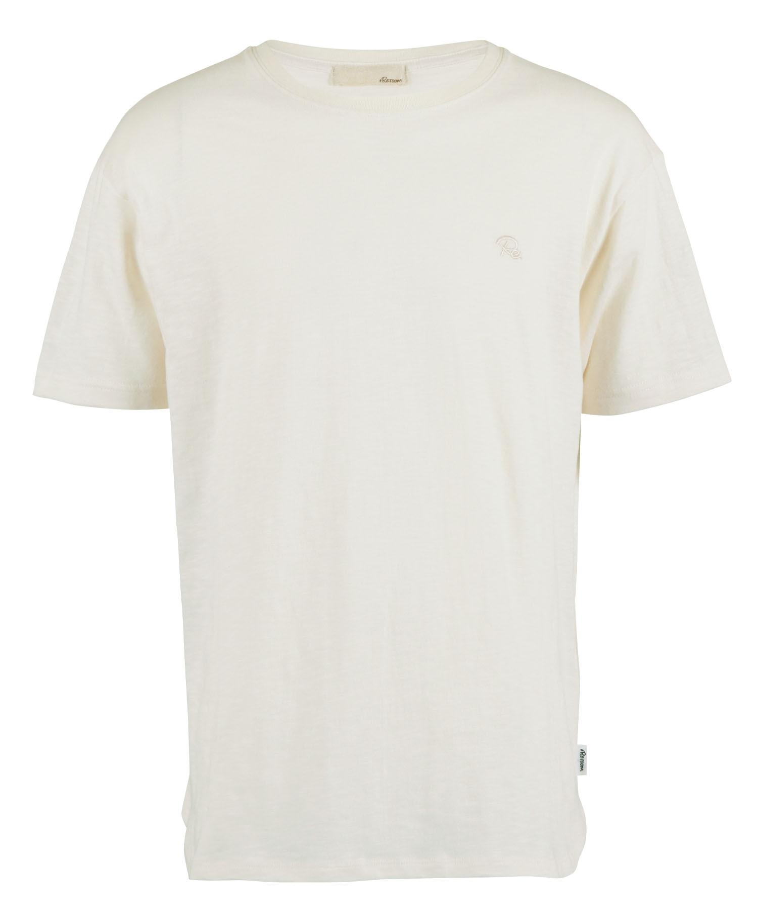 ONE POINT SLAB T-shirt[REC484]
