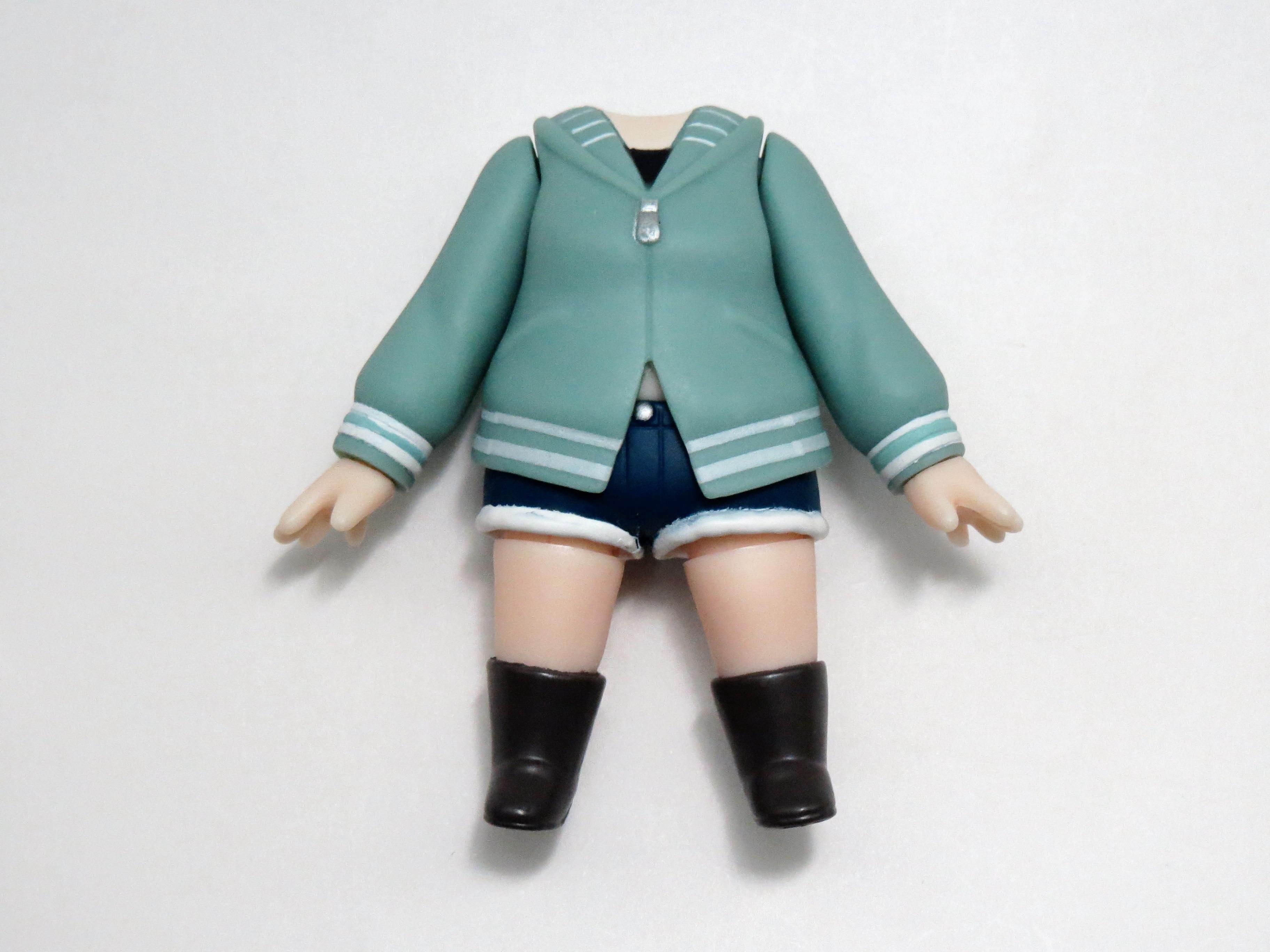 【SALE】【422】 佐倉杏子 私服Ver. 体パーツ 私服 ねんどろいど