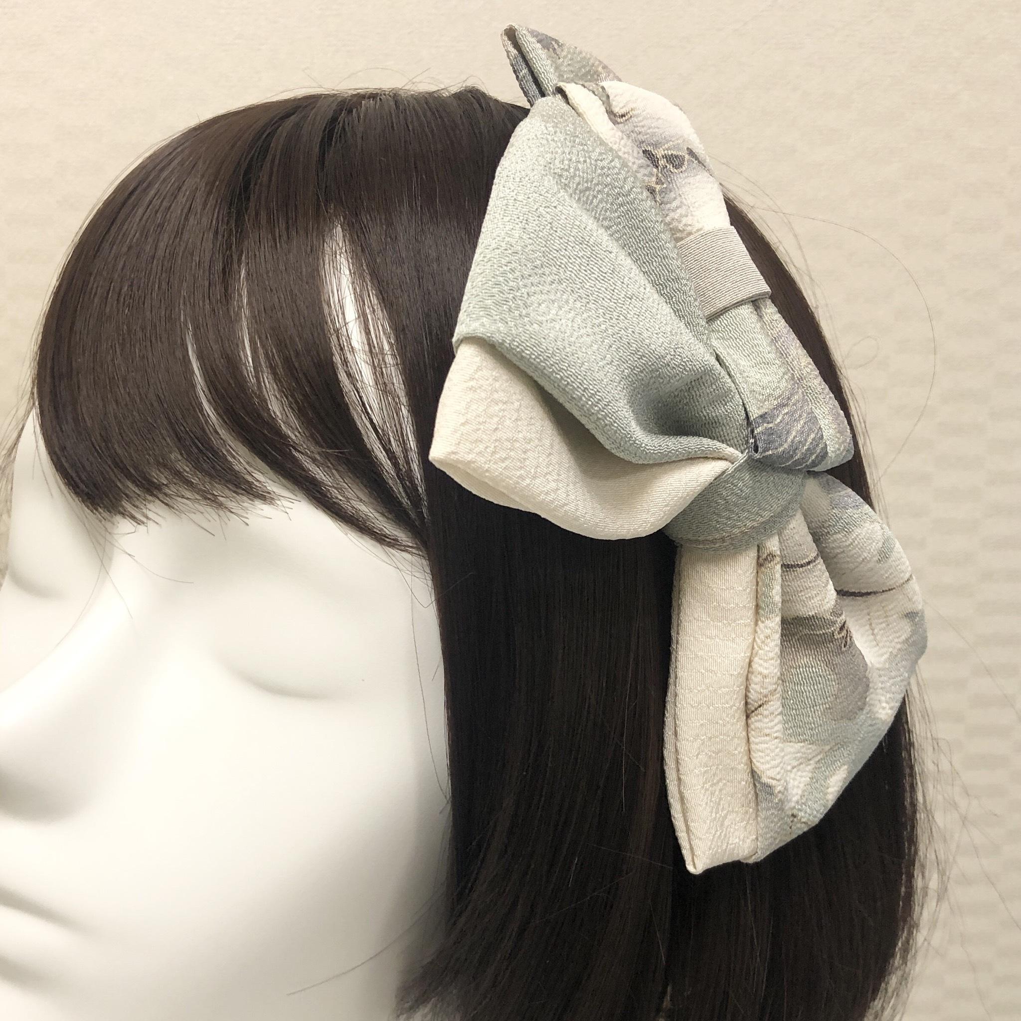 ヘッドドレス(リボンコンビ/No.1)