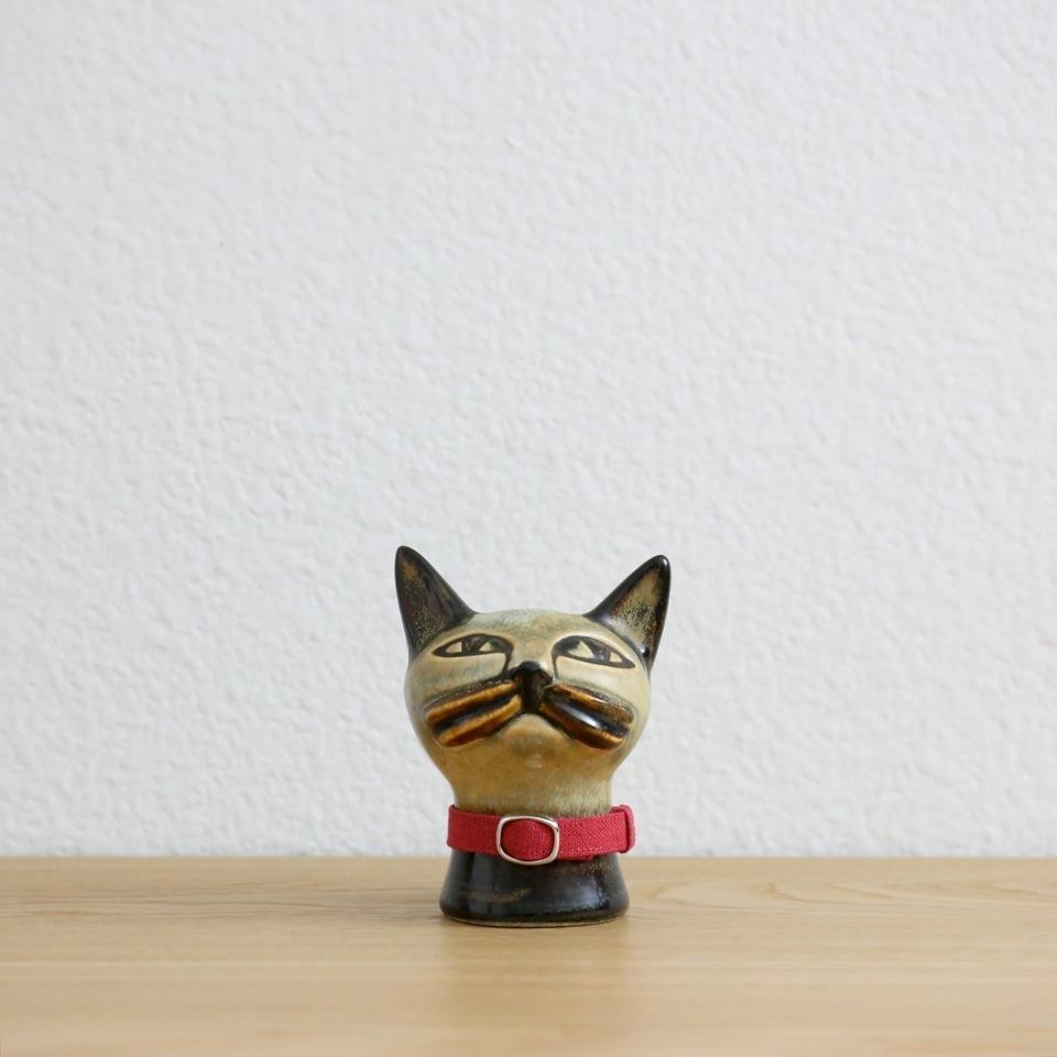 猫の首輪(Red×White G.check)