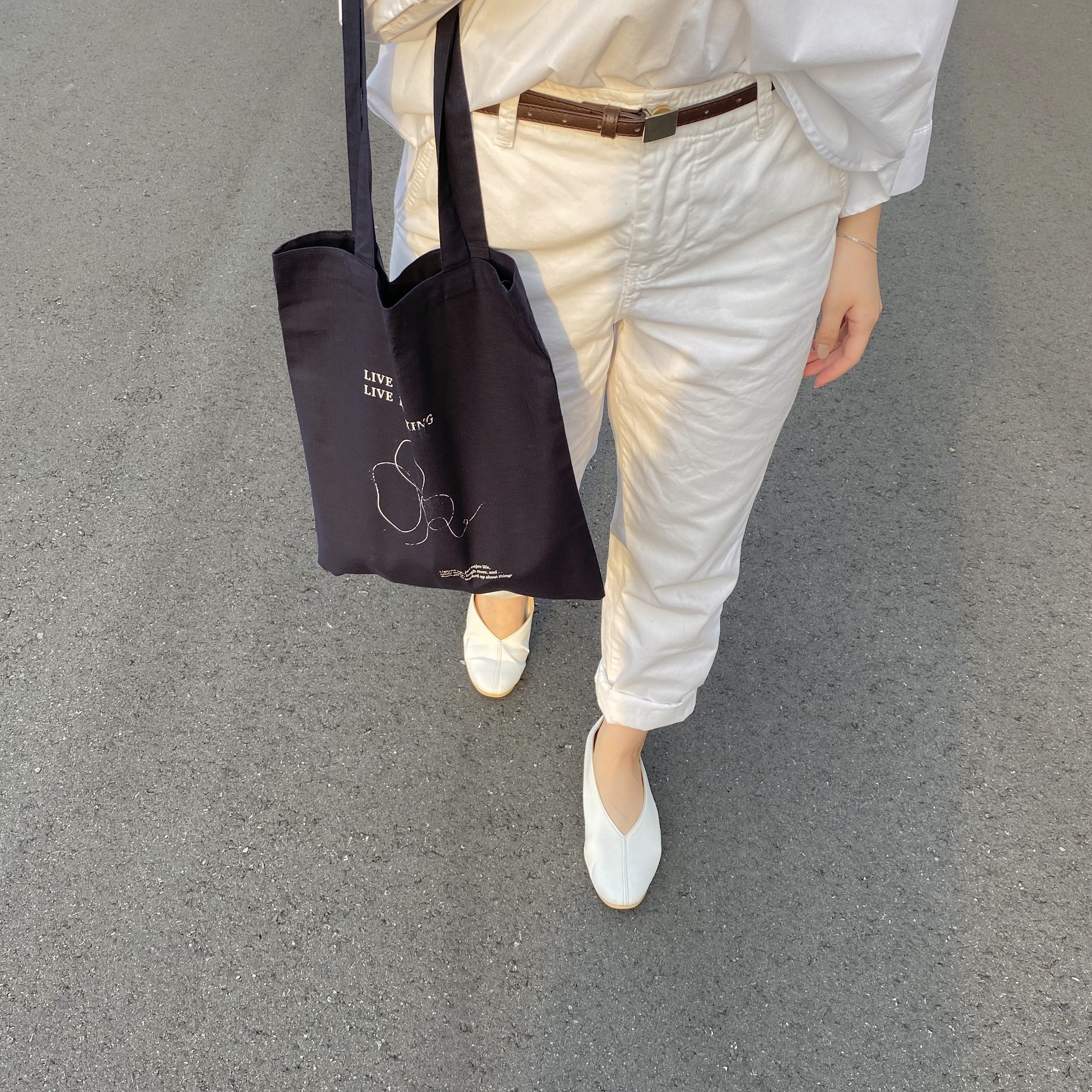 relaxing tote