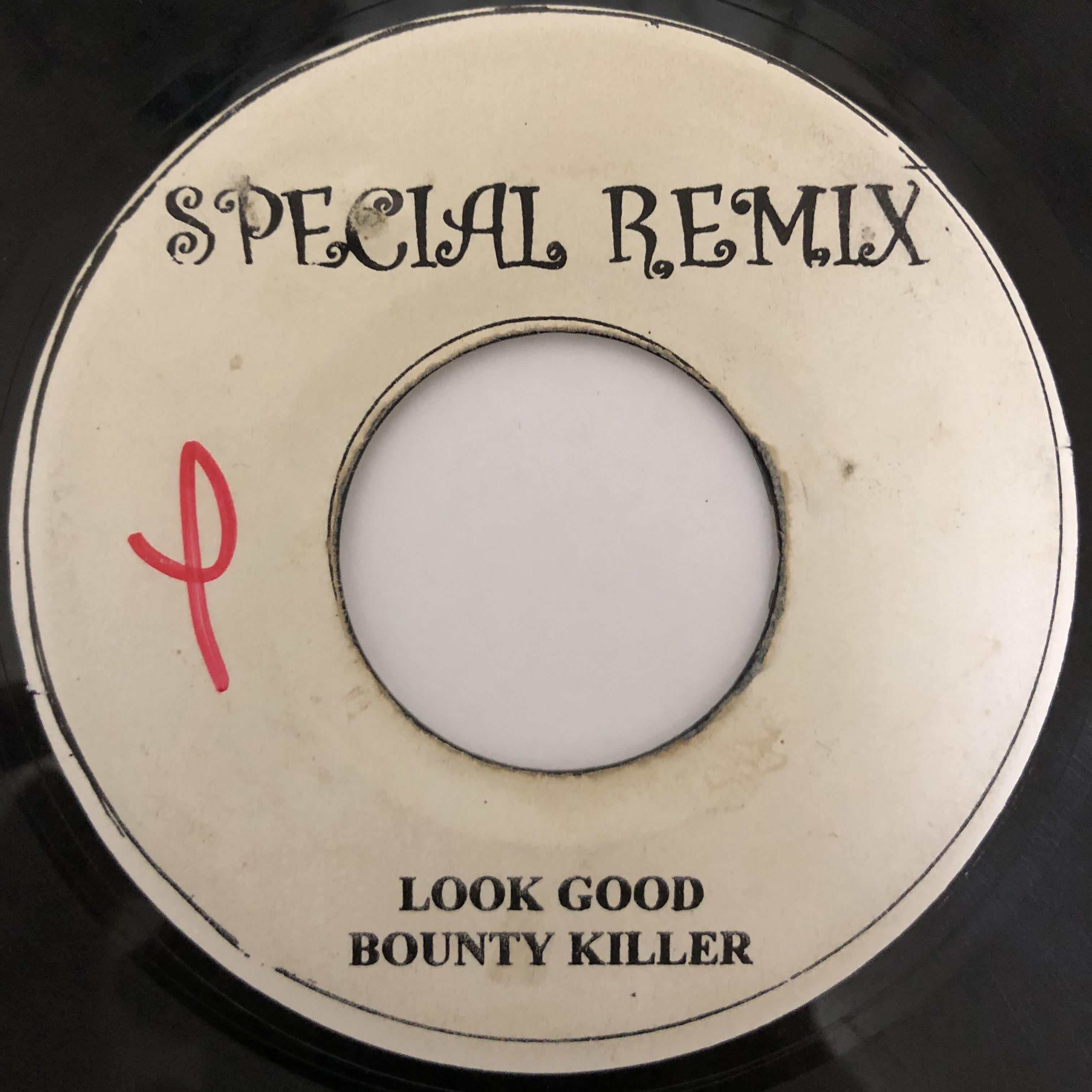 Bounty Killer - Look Good【7-20447】