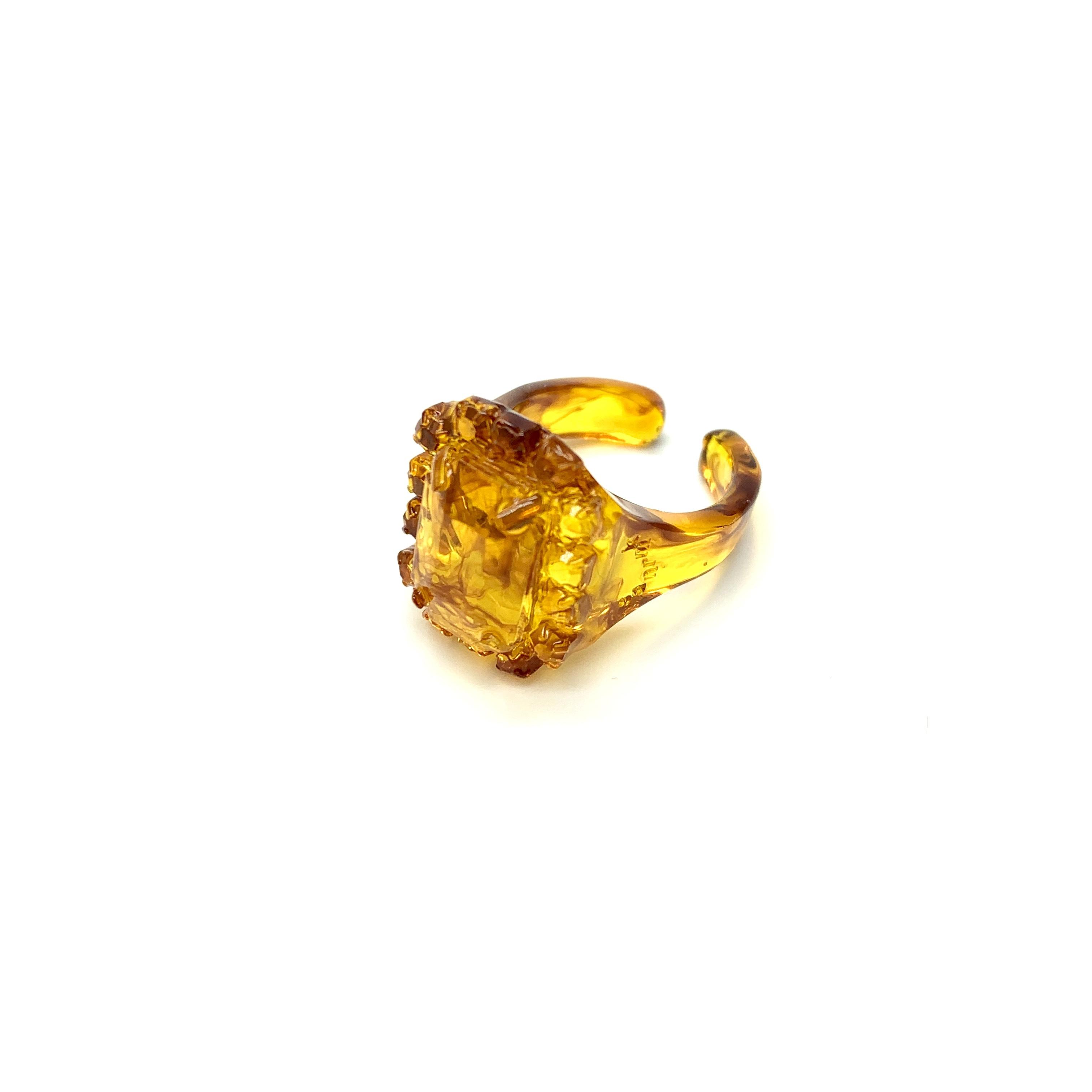 sAn Bijou Ring (リング) べっ甲15号