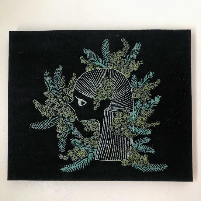 フケハルカ「光の中で目を明ける」