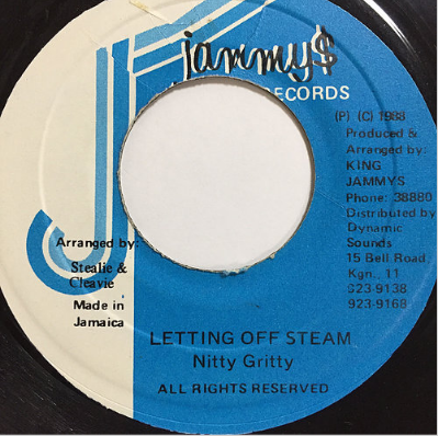 Nitty Gritty(ニッティグリッティ) - Letting Off Steam【7'】