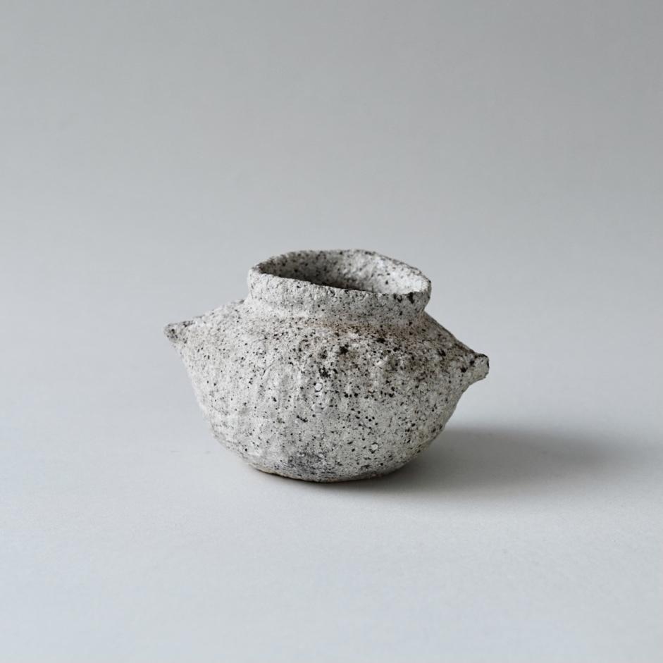 小黒ちはる / 土器(薪窯) トリ
