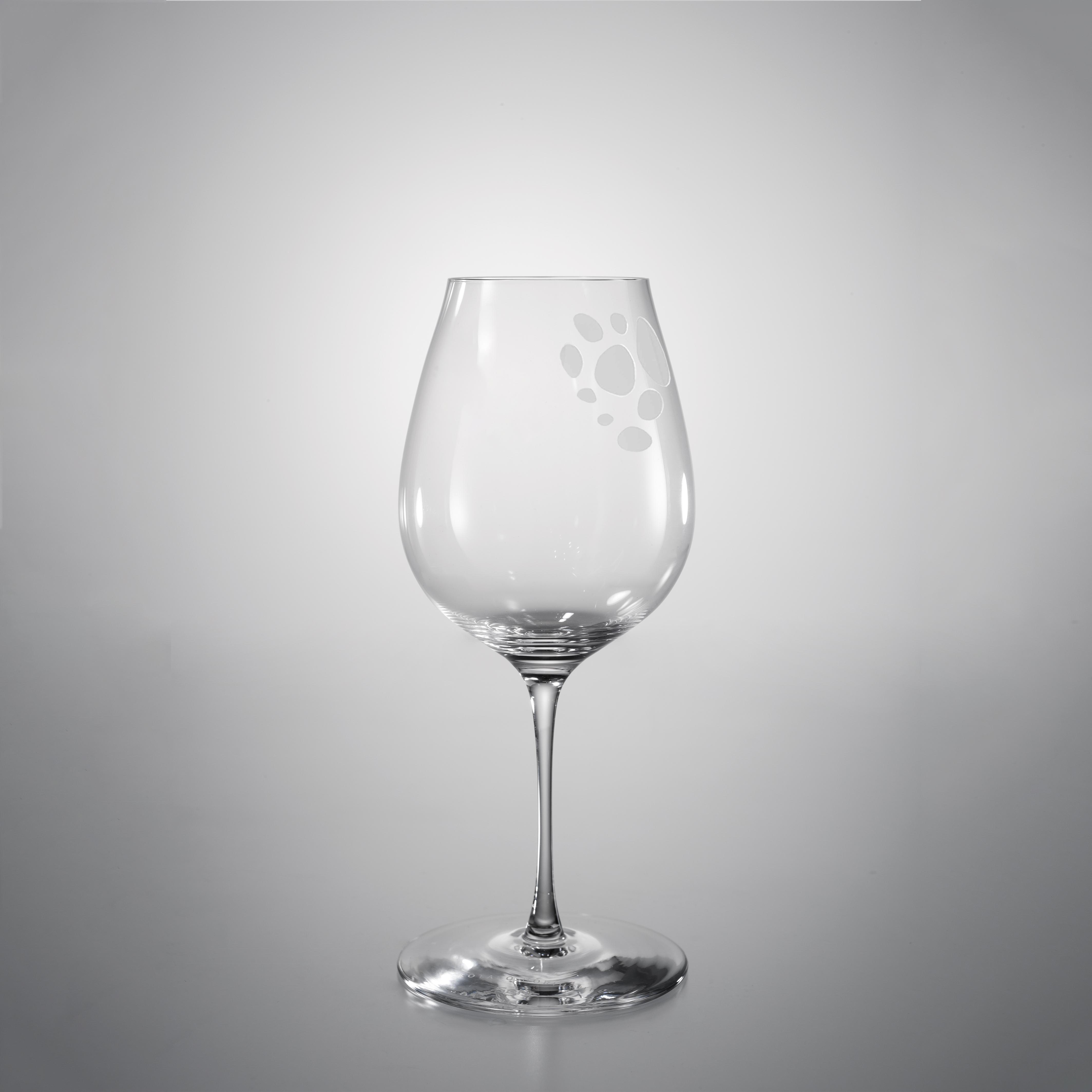 孔グラス [アルザス・サンドブラスト]-  ANA Glass [Alsace/Sand blast]