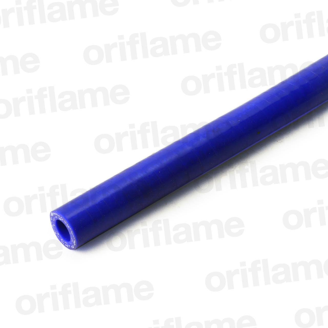 ストレートホース・内径11mm・ブルー