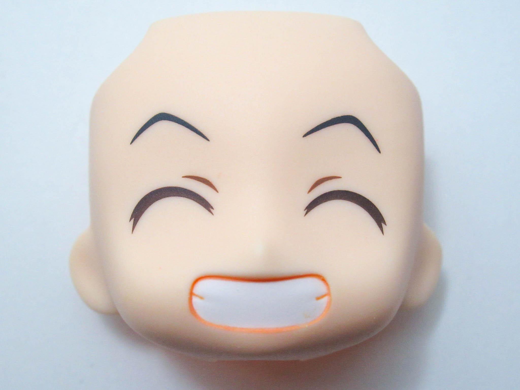 【1183】 ゴン=フリークス 顔パーツ 笑顔 ねんどろいど