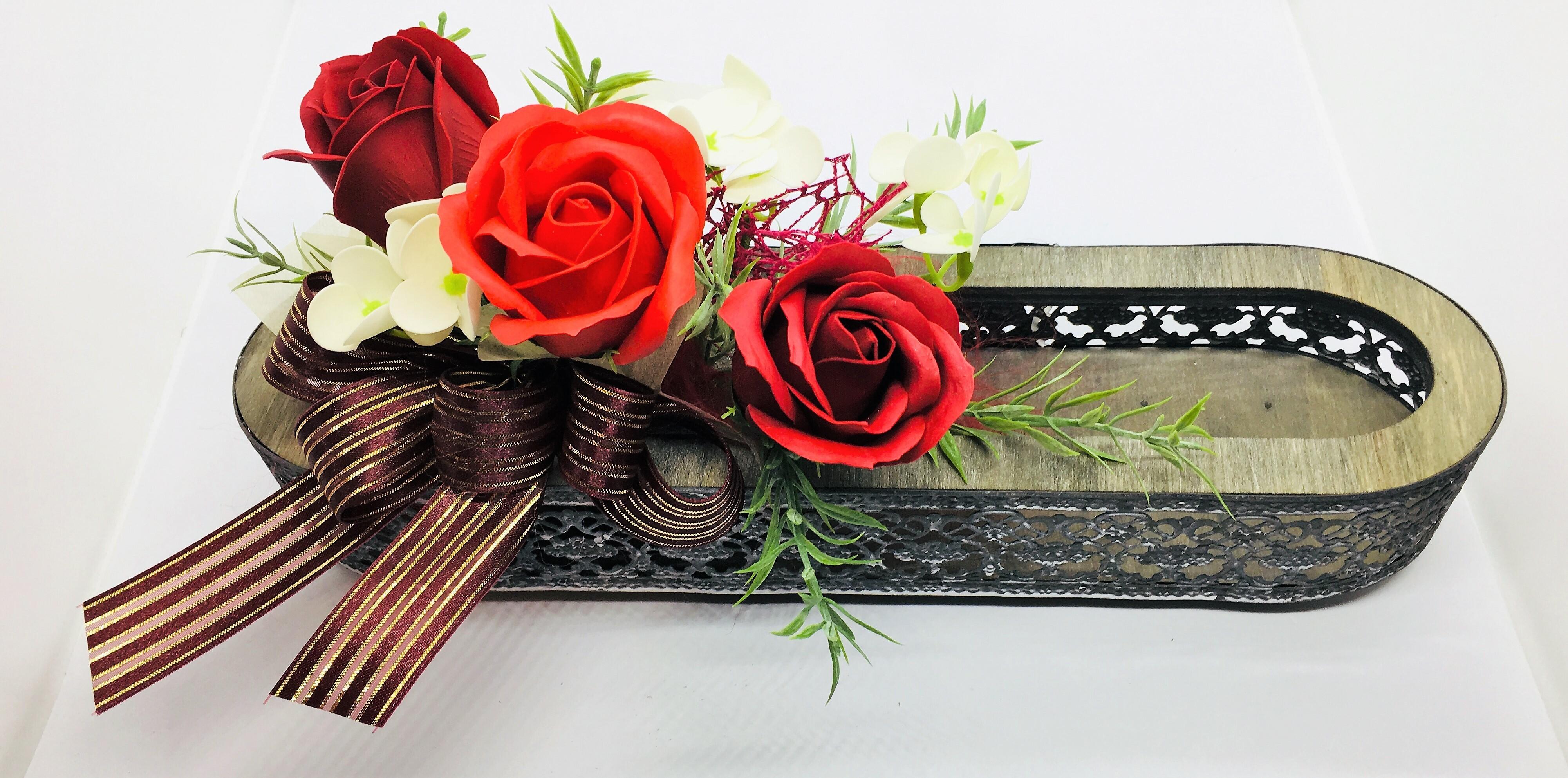 フレグランスフラワーcolor:red