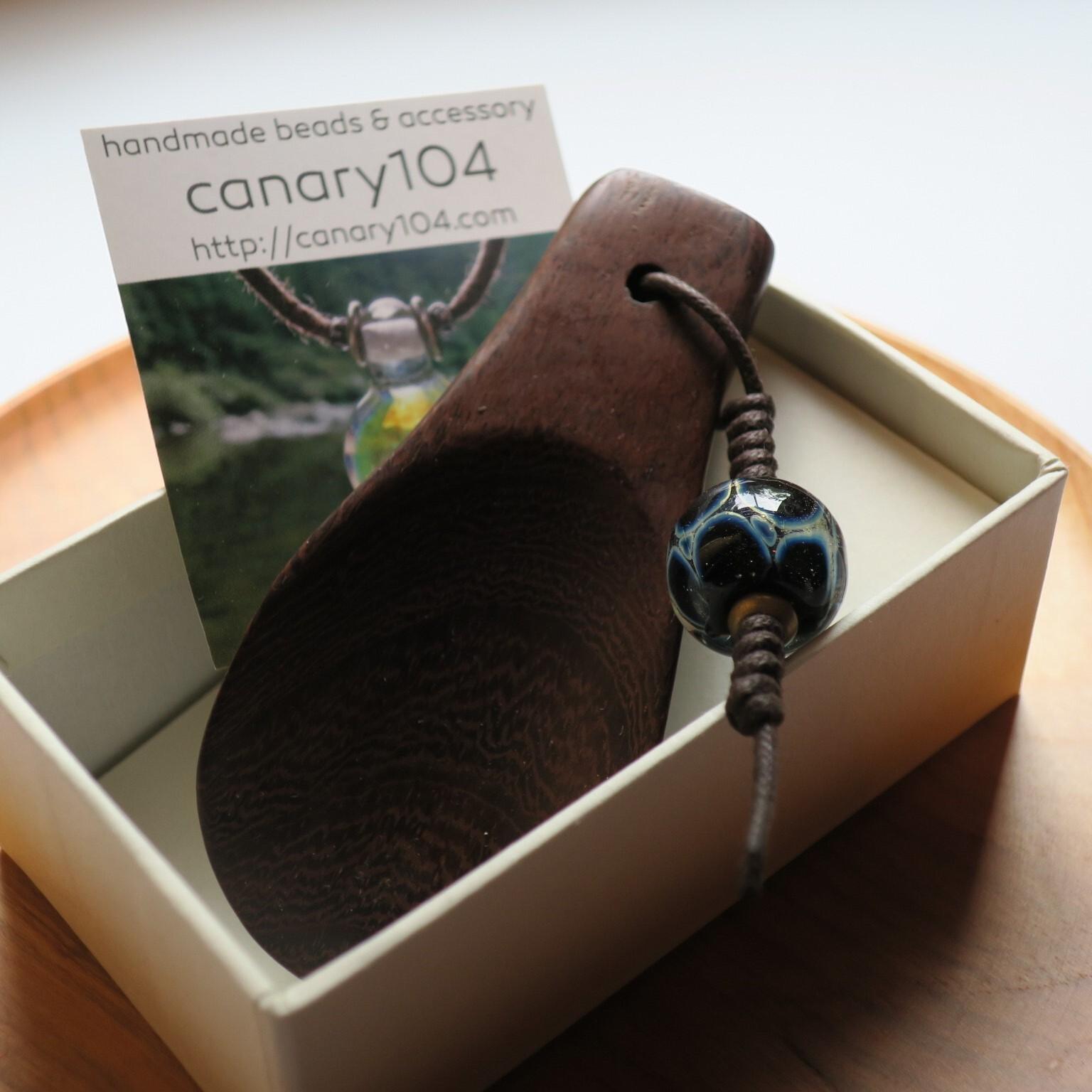 【静岡】canary104   handmade glass beads and accessories