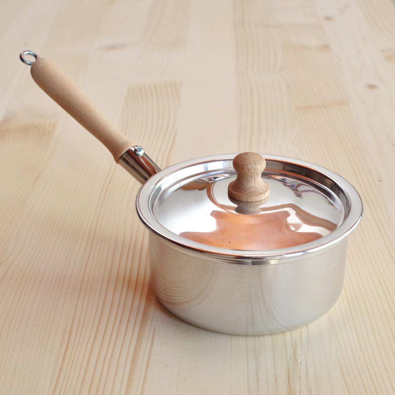 ニック 木の取手 ソテーパン