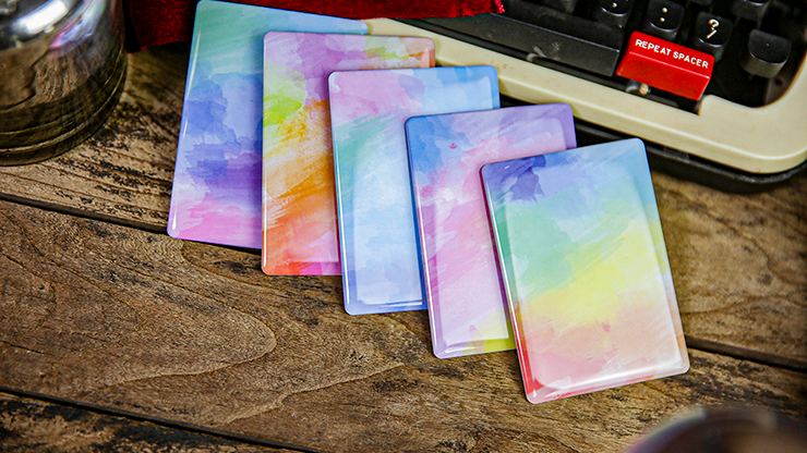 Rainbow Jelly Cardistry Trainer
