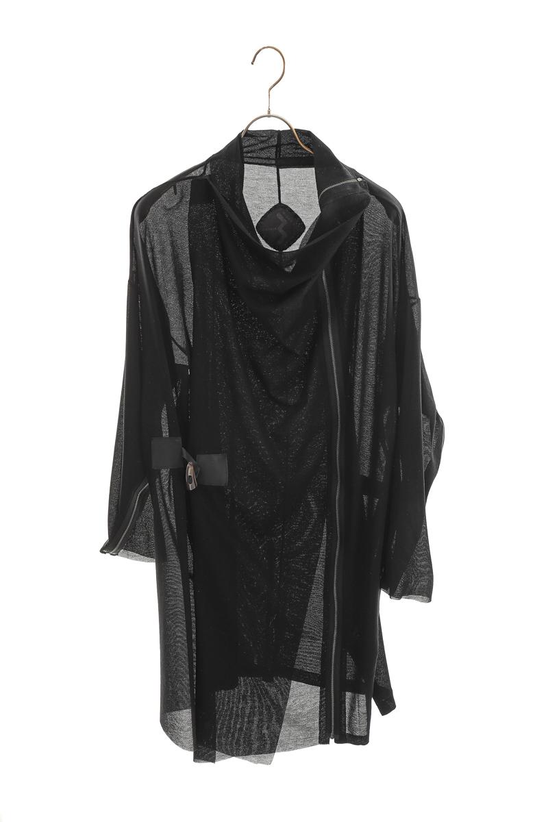 [着るアート ]BLACK COAT/STOLE COTTON 301621[登録意匠][税/送料込]