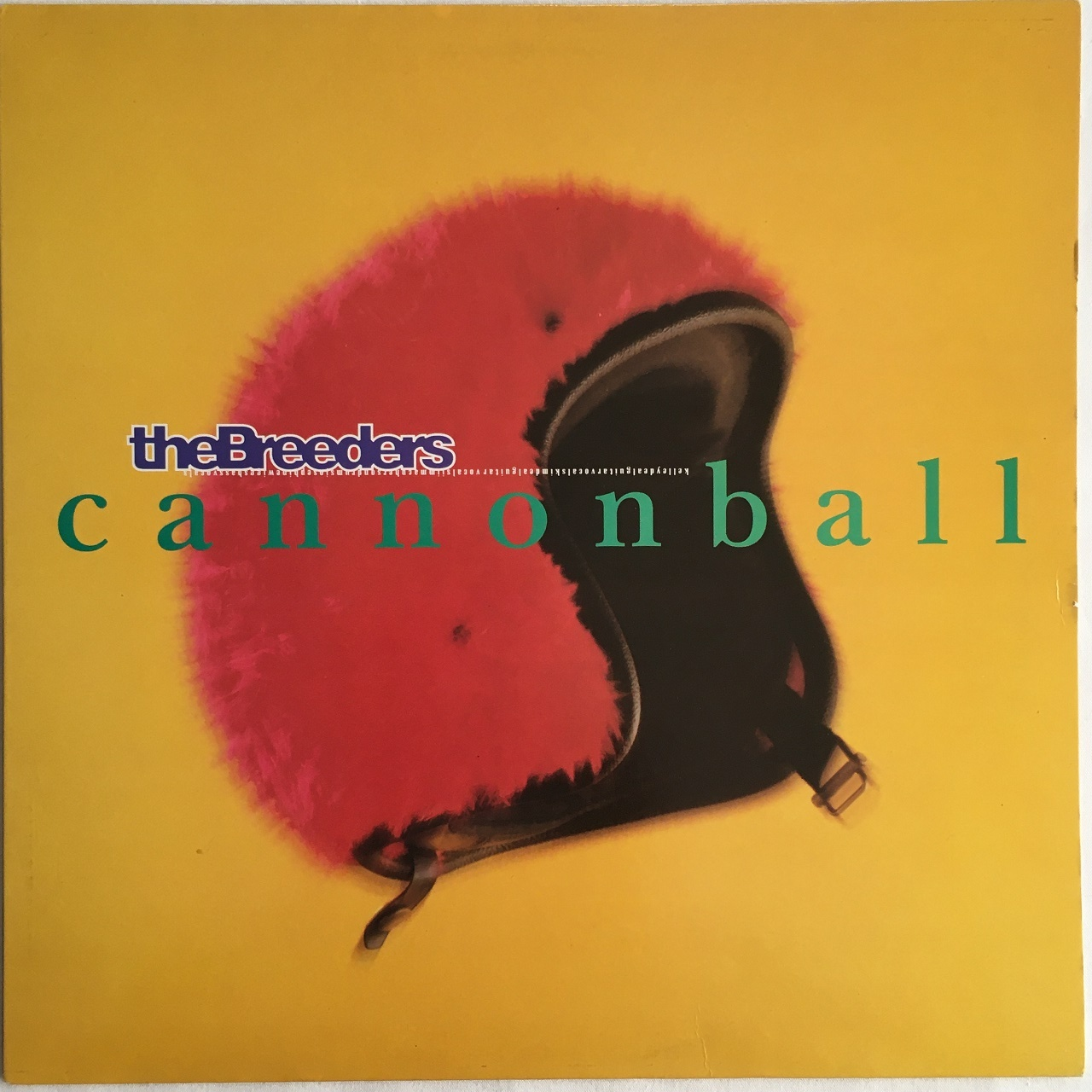【12inch・英盤】The Breeders ‎ /  Cannonball