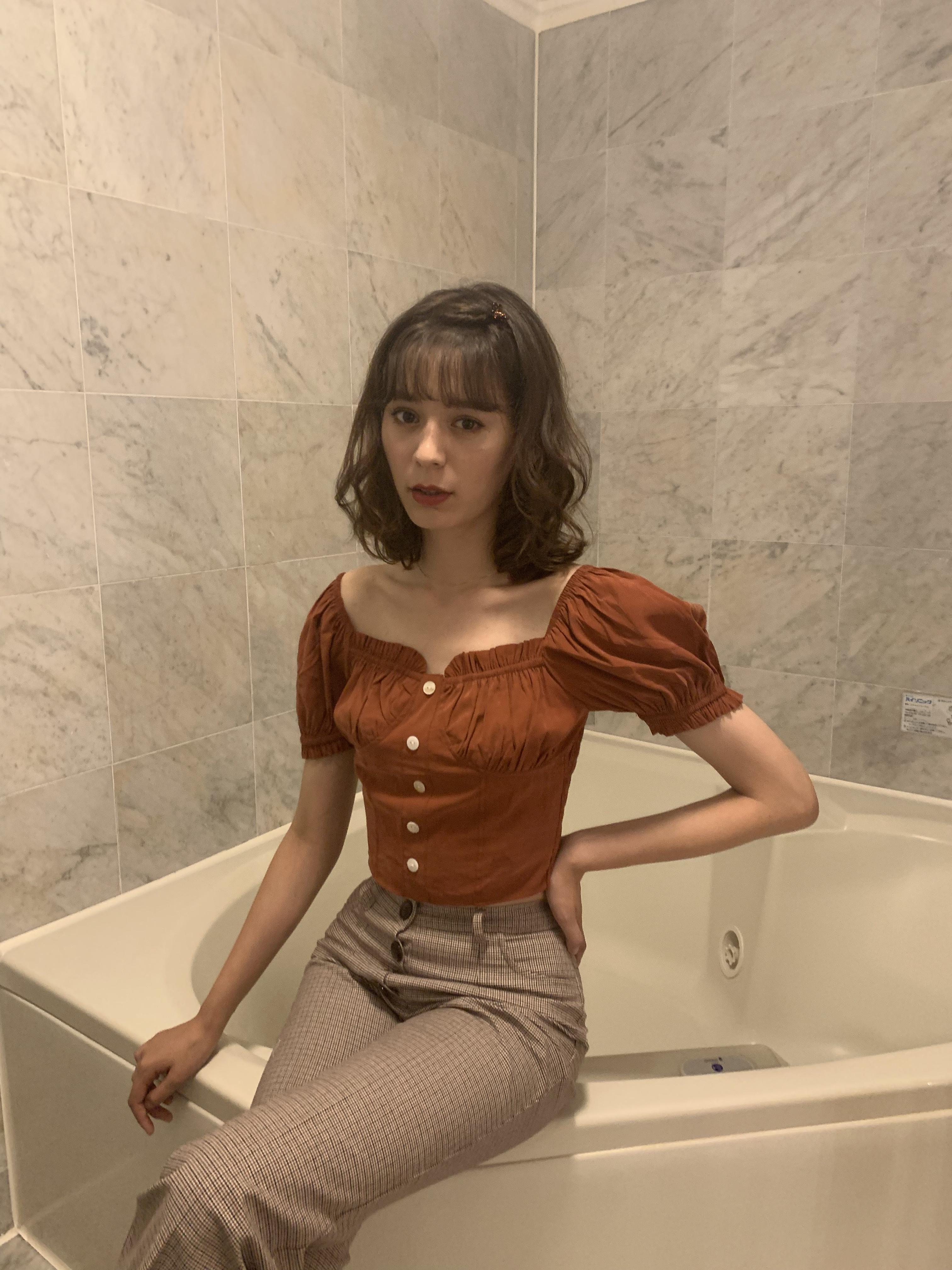 girly blouse