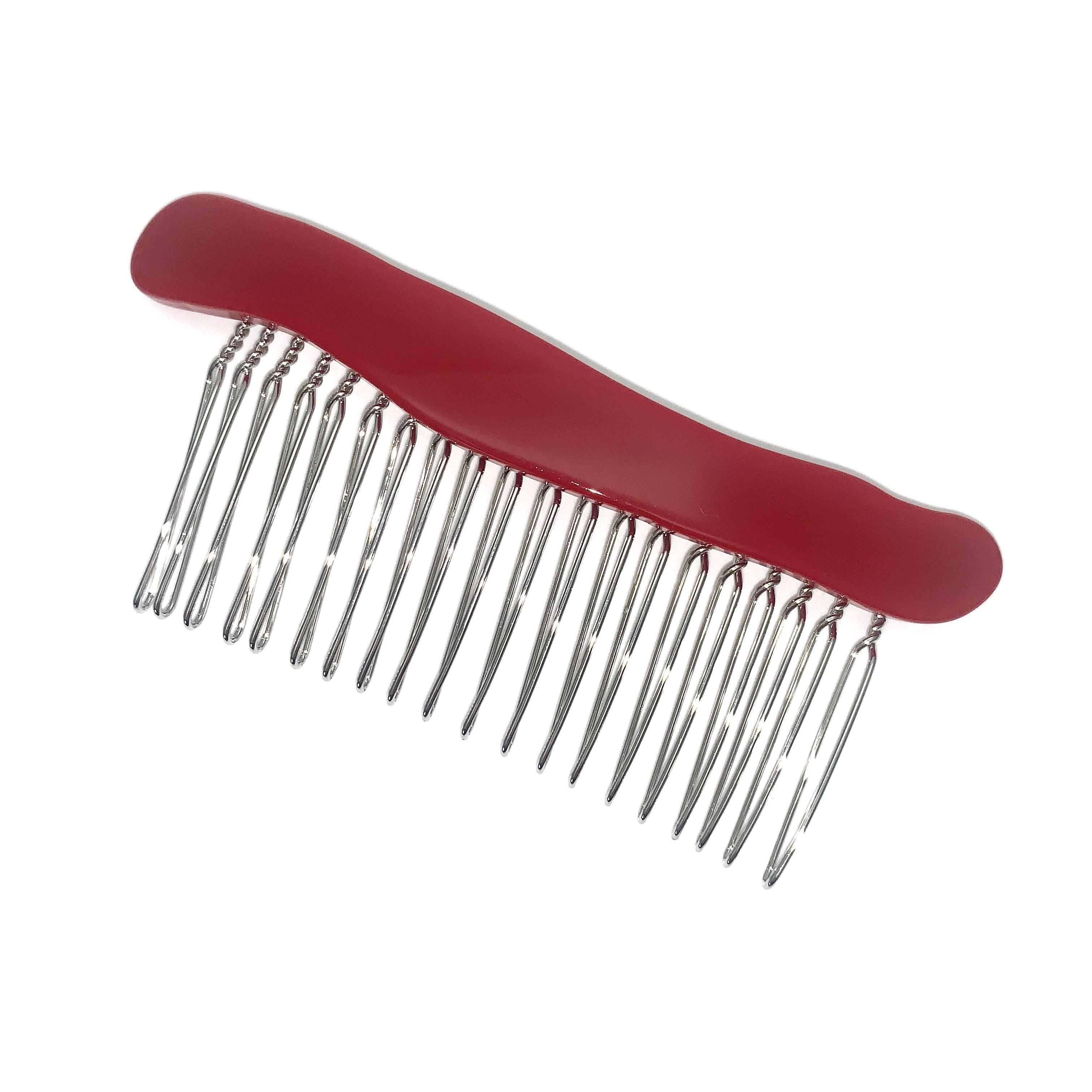 sAn Loo hair comb【M】(レッド)