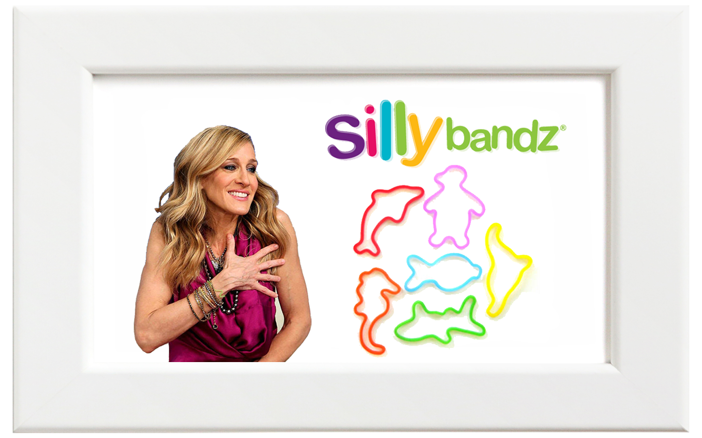Silly bandz/シリーバンズ シー