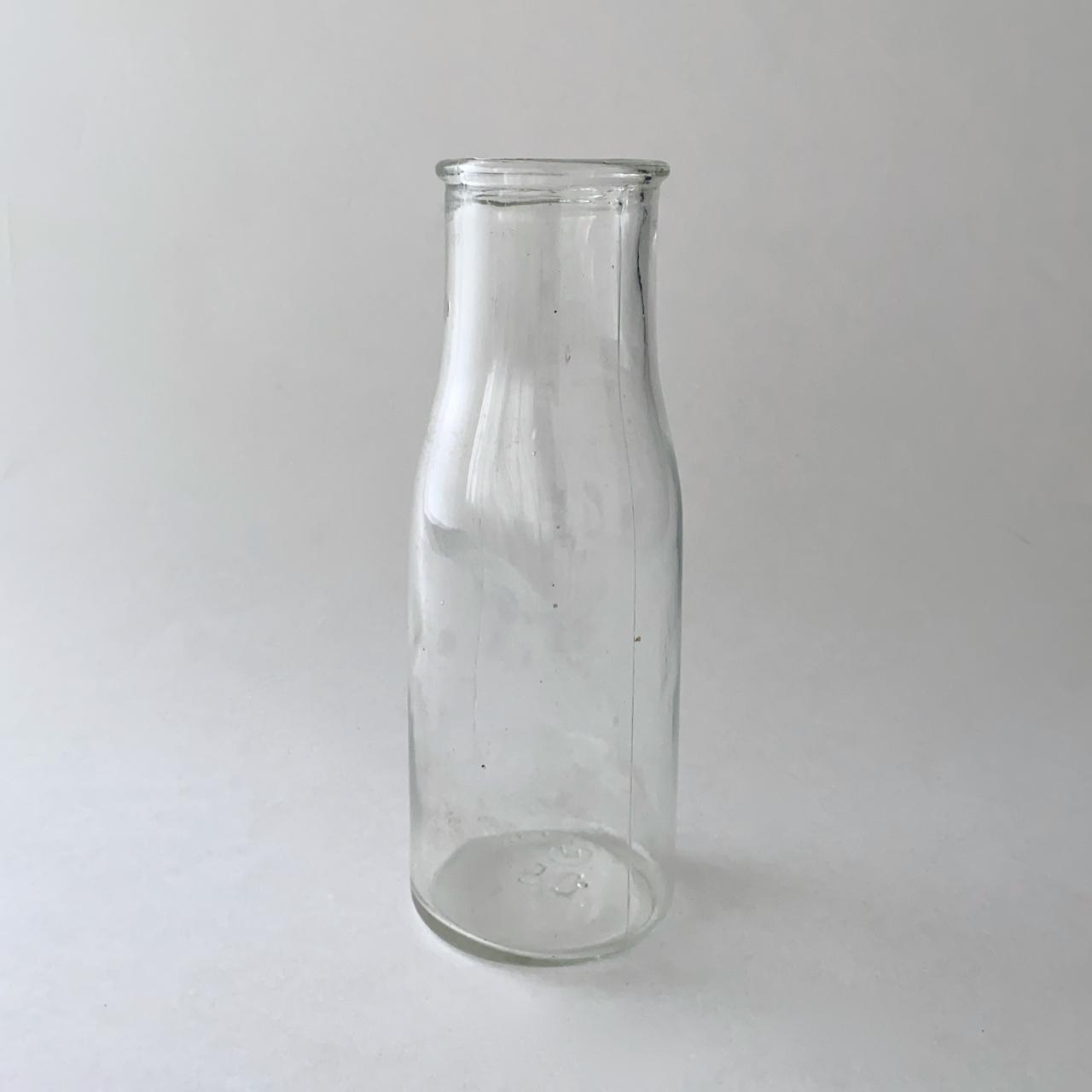 Thin Rim Milk Bottles |ヴィンテージのミルクボトル TR8