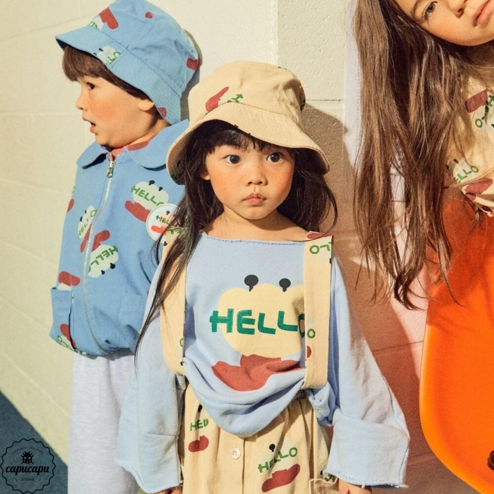 «sold out» mini ps market  HELLOジャンパースカート