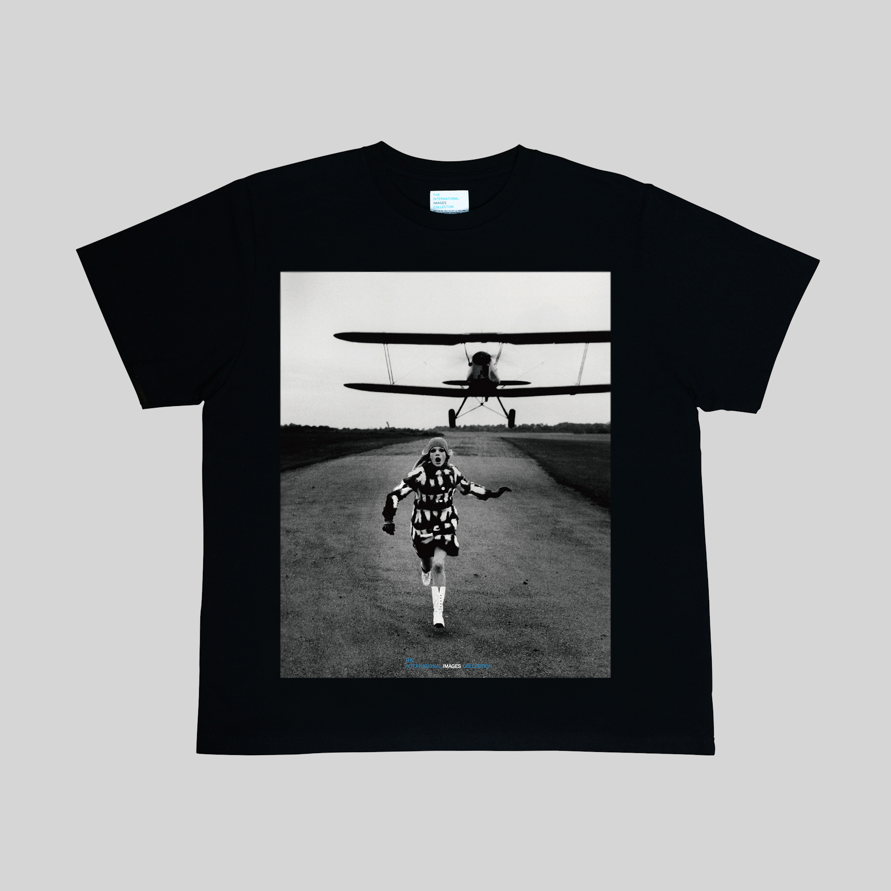 T-SHIRT / AIRPLANE <THE INTERNATIONAL IMAGES COLLECTION>