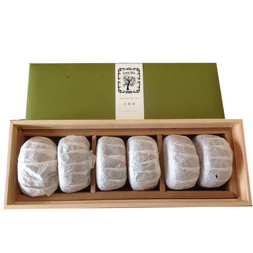 古六大茶山 プーアル生茶 2015春 特別限定セット 古樹100%原料