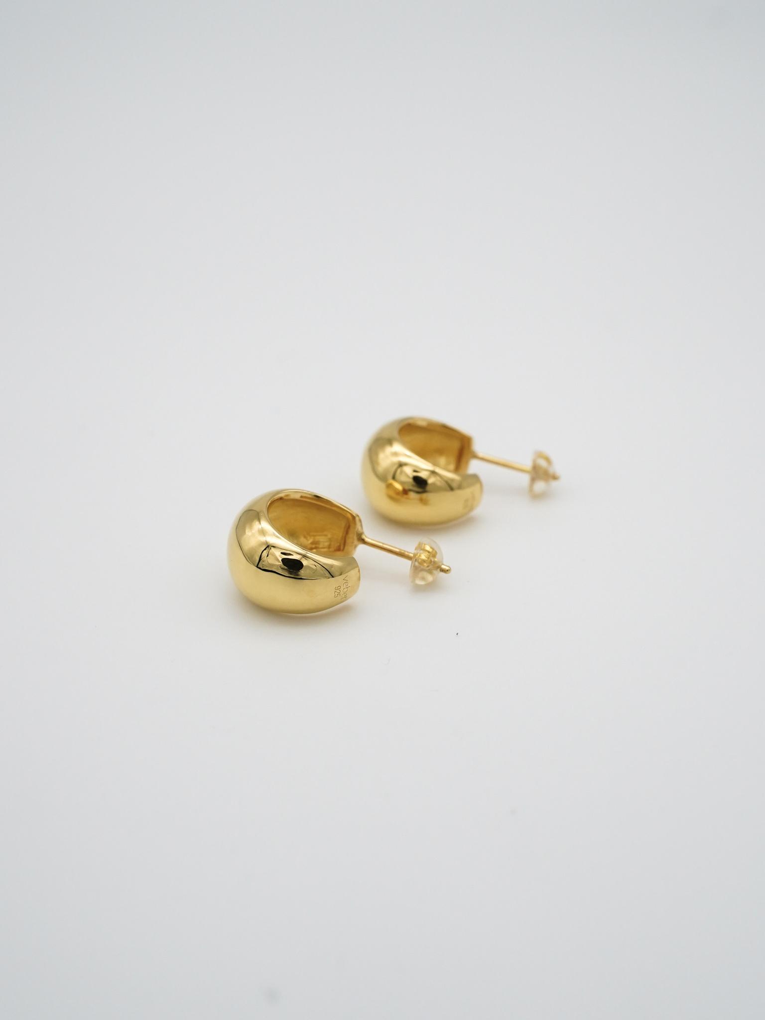 round p001 pierce gold(再入荷)