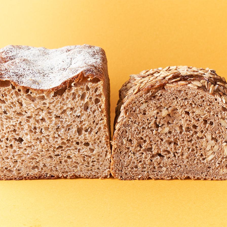 【la boulangerie de Harimaya】小麦の風味があふれでる!ハリマヤの新麦パンセット