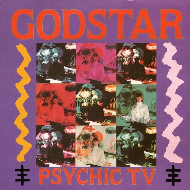 【7inch x2・英盤】Psychic TV & The Angels Of Light / Godstar