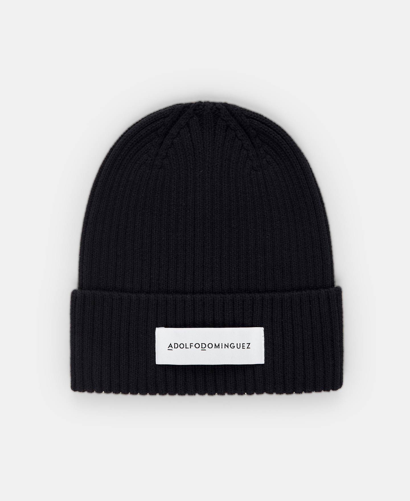 COTTON RIBBED HAT [145011206111]