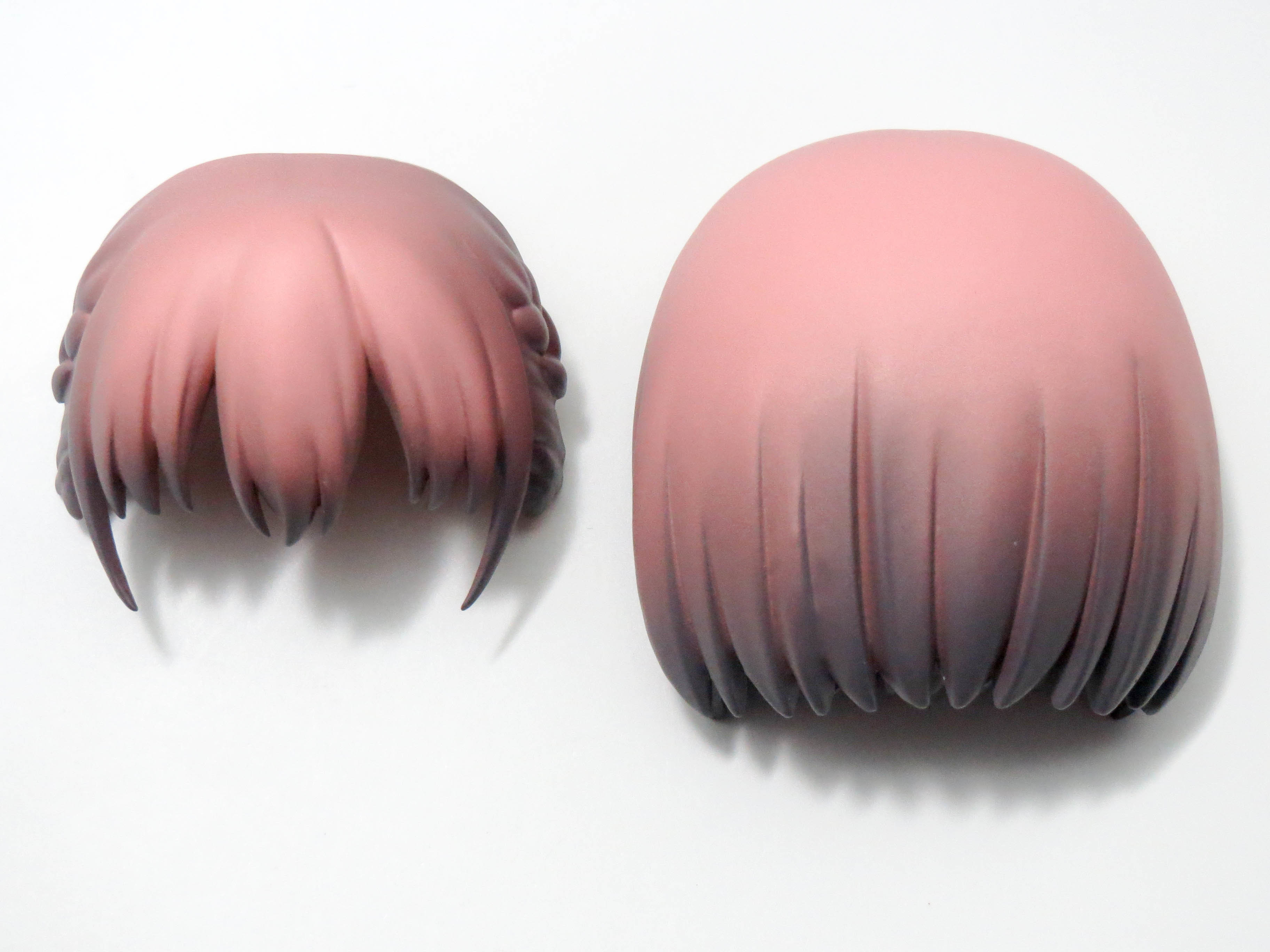【808】 アイちゃん 髪パーツ ショート ねんどろいど