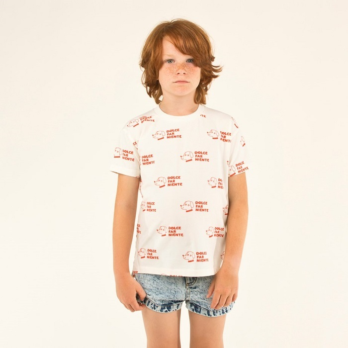 Tinycottons dolce far niente Tee