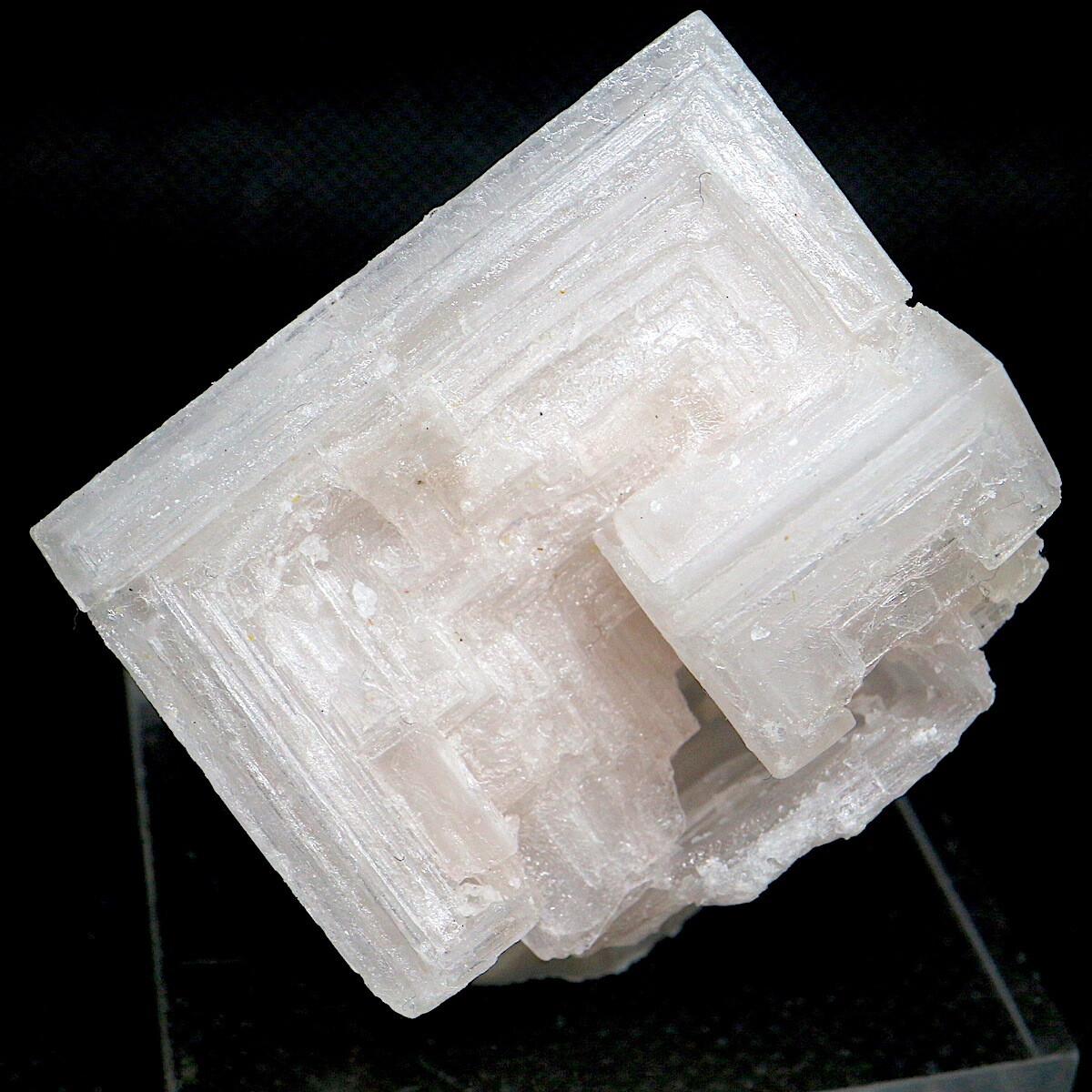 ピンクハーライト カリフォルニア産 33,4g 岩塩 PH089 鉱物 天然石 浄化 パワーストーン