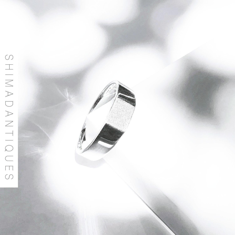 Signet Ring Ⅱ・Medium/SV925