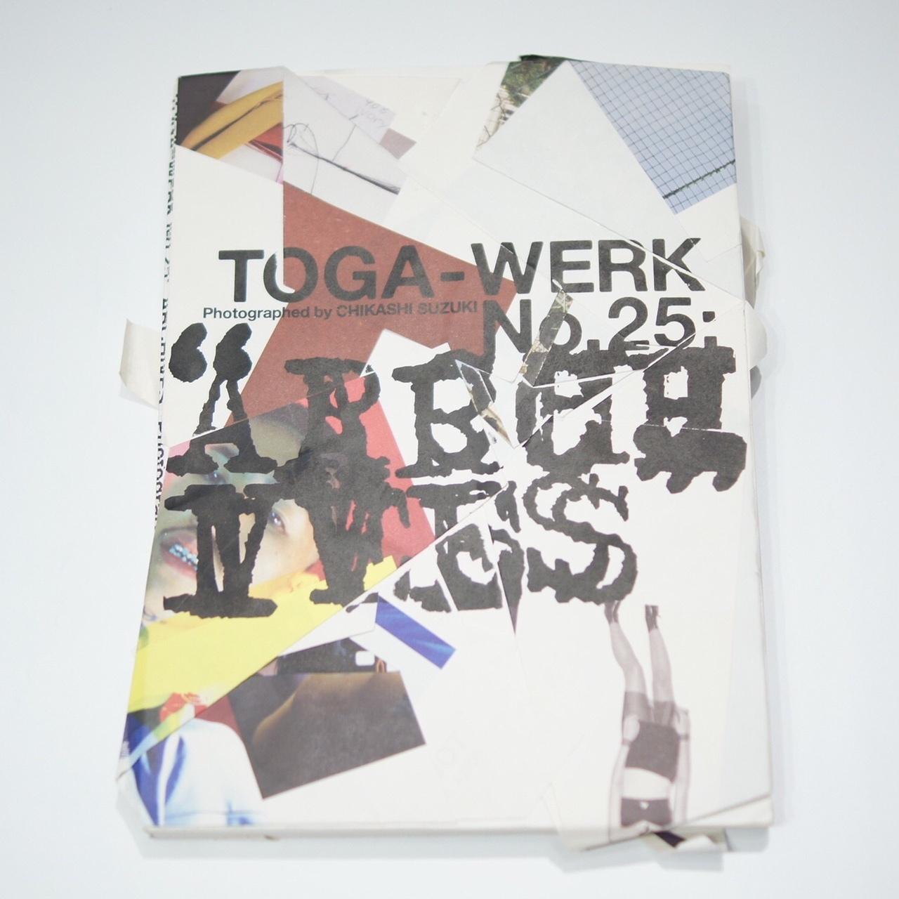 BOOK / Toga-Werk No.25: Archives Photographed by Chikashi Suzuki