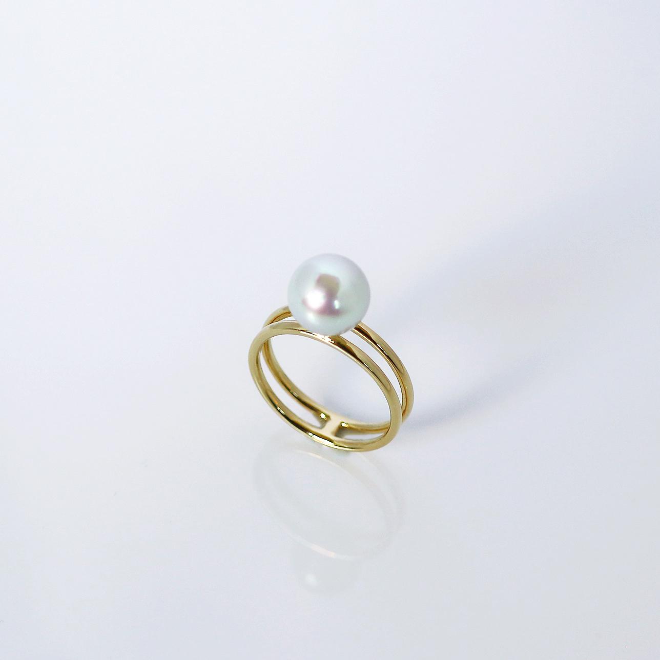 FREELY / Ring (Natural Grey)